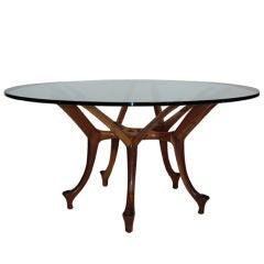 Malabar Table by Brian Fireman