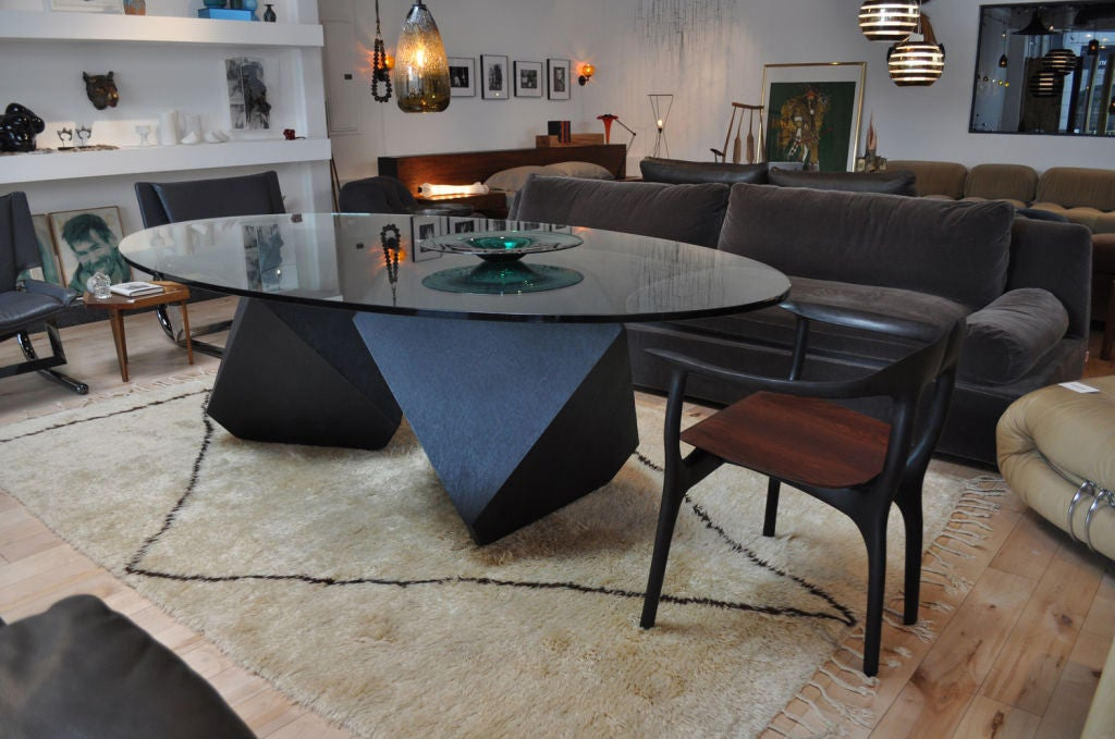 Hal Dining Table by William Earle For Sale 3