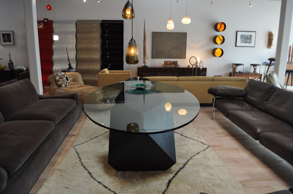 Modern Hal Dining Table by William Earle For Sale
