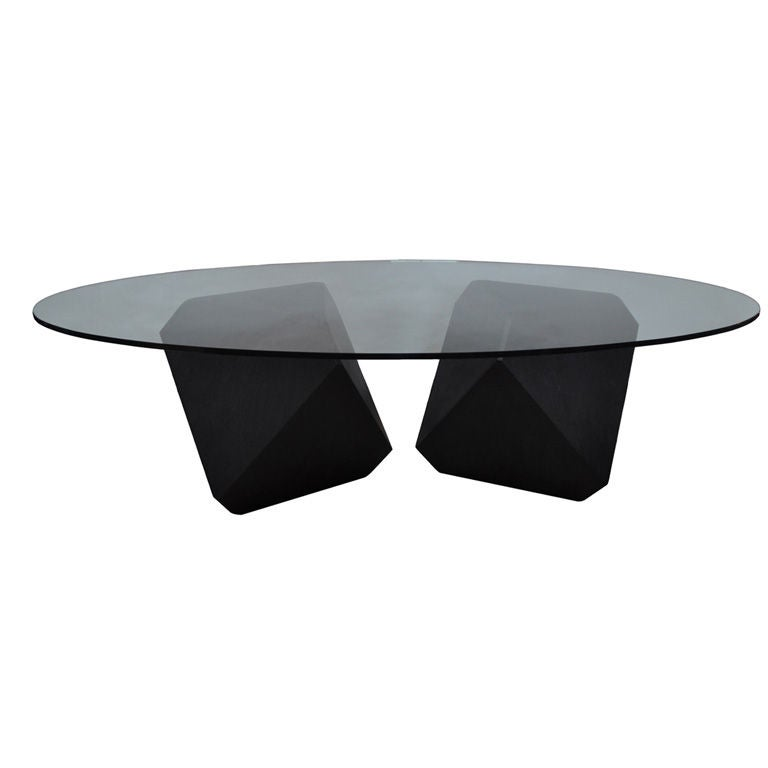 Hal Dining Table by William Earle For Sale