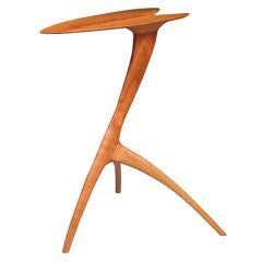 Heron Side/End Table by Brian Fireman