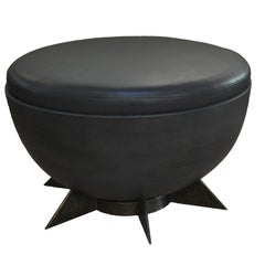 Pilluelo Ottoman by Jorge L. Cruzata for Siglo Moderno