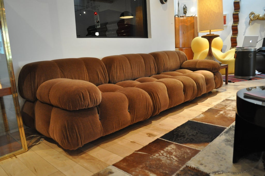 Mario Bellini For B And B Italia Camaleonda Modular Sofa - Modern sofas los angeles