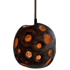 Dutch Ceramic Pendant Light