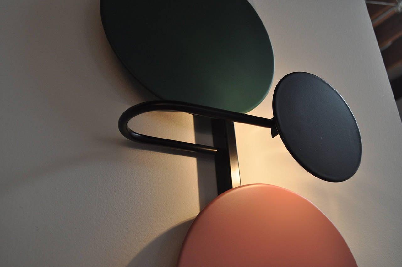Wall Mounted Moon Lamp :
