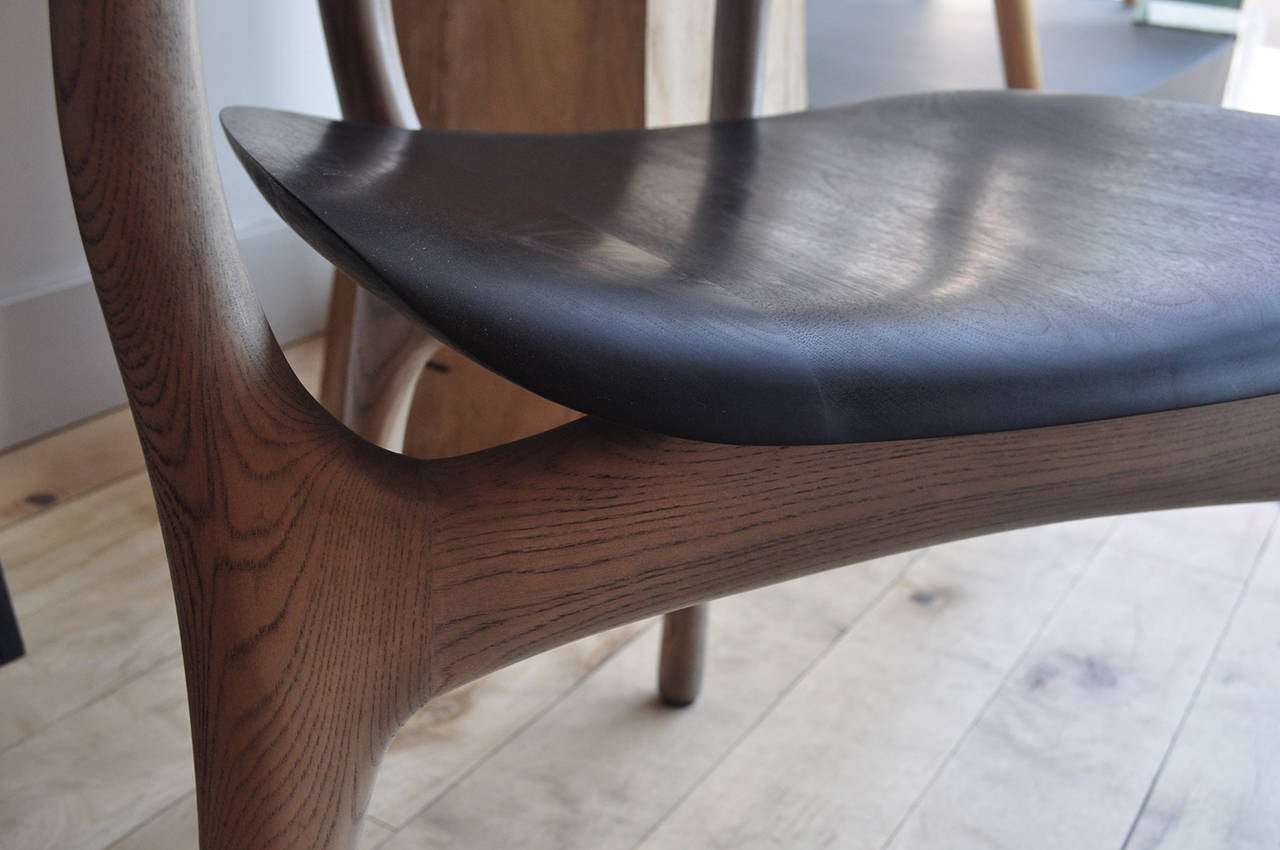 Swallowtail Chair In Excellent Condition For Sale In Los Angeles, CA