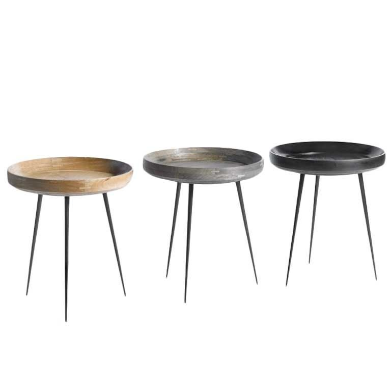 Bowl Tables by Ayush Kasliwal For Sale