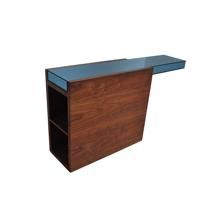American DJ Console by Jorge L. Cruzata for Siglo Moderno For Sale