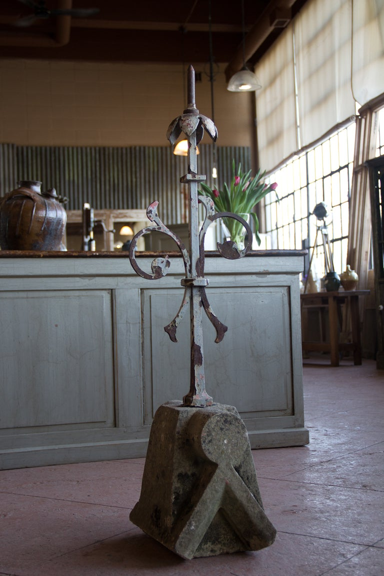 19th Century Roof Top Finial At 1stdibs