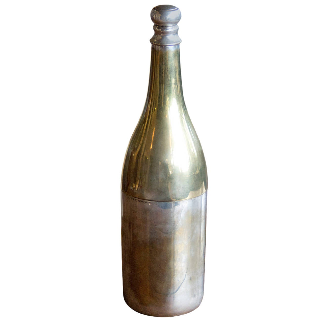 Vintage French Champagne Holder At 1stdibs