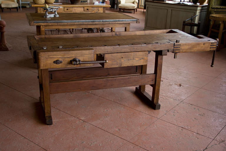 Woodworking Bench Plans PDF Download Free adjustable woodworking bench ...