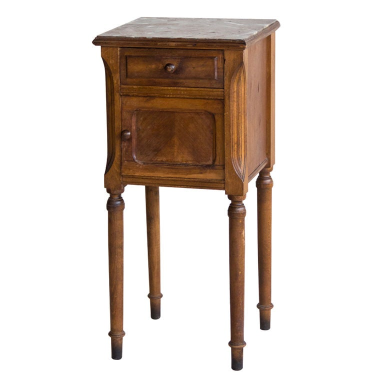 Antique french bedside table at 1stdibs for French nightstand bedside table