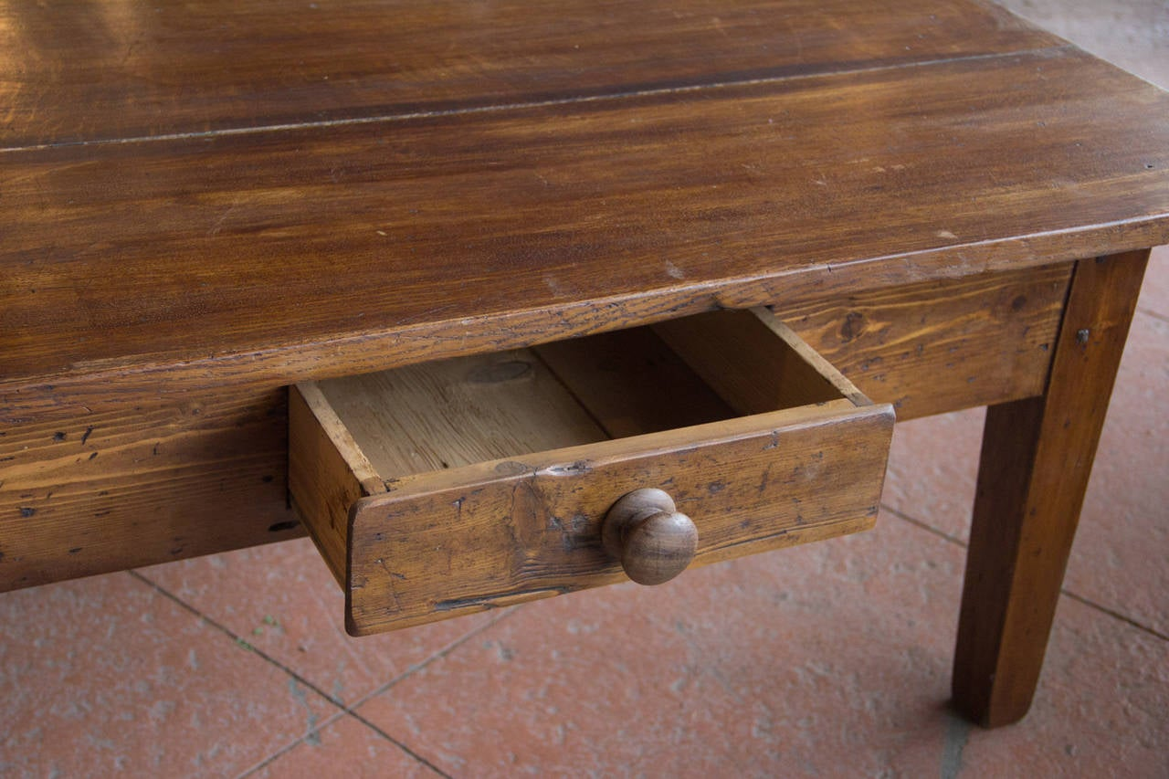 English Elm Coffee Table For Sale At 1stdibs