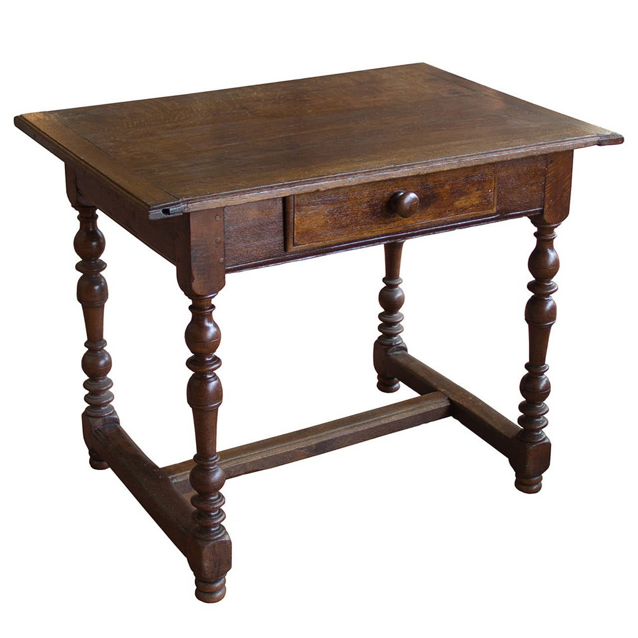 Antique Oak Table ~ Antique english oak hall table at stdibs