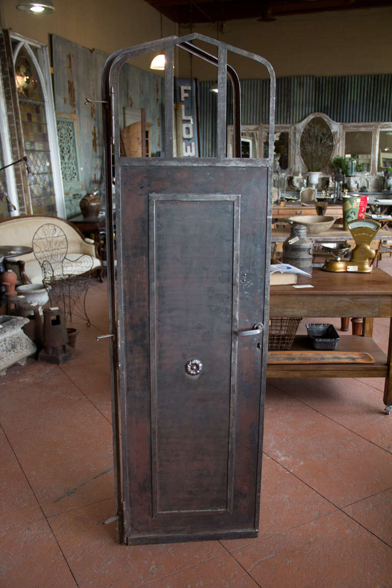 Old Metal Door : Antique metal door at stdibs