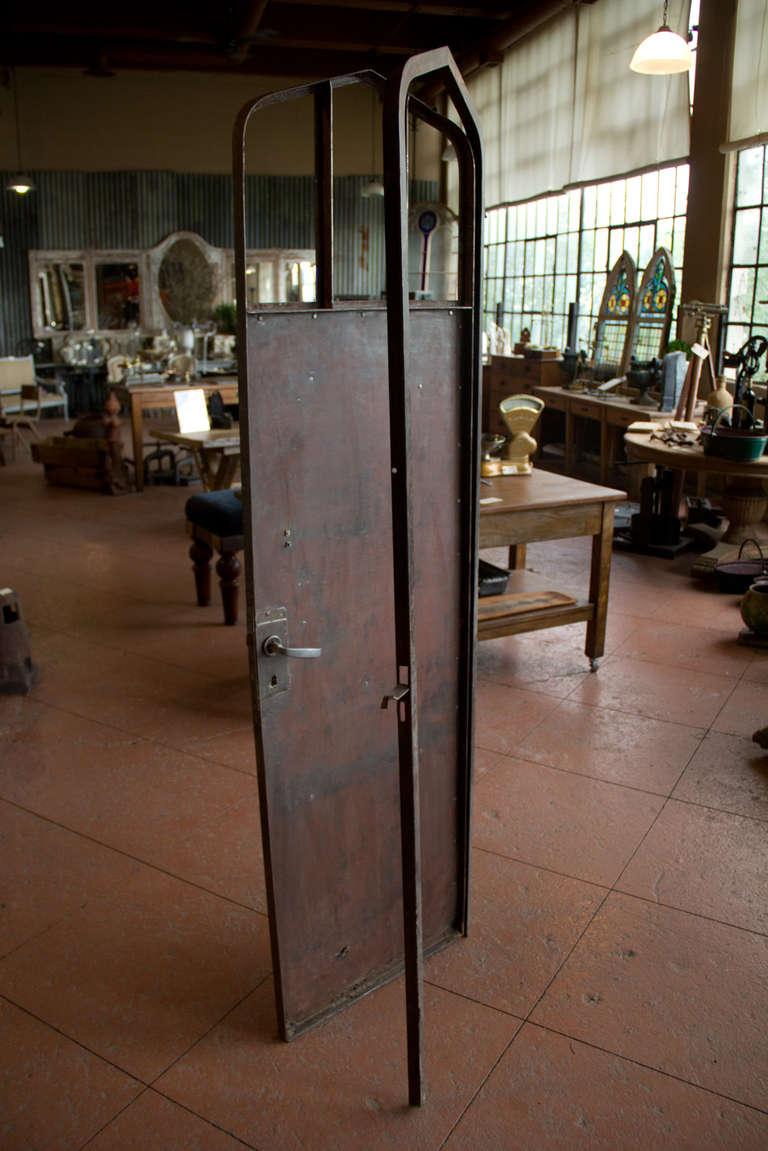 Antique Metal Door At 1stdibs