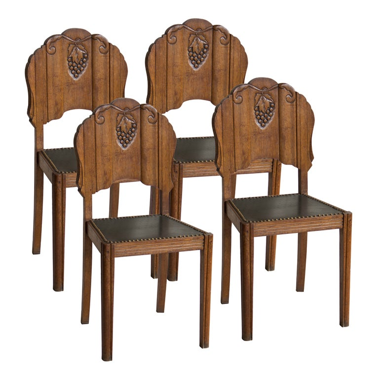 set of 4 art deco dining chairs 1 art deco dining furniture