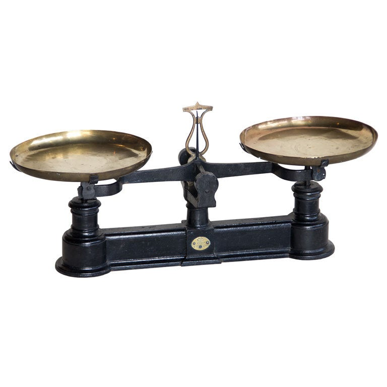 pan balance scale - photo #42