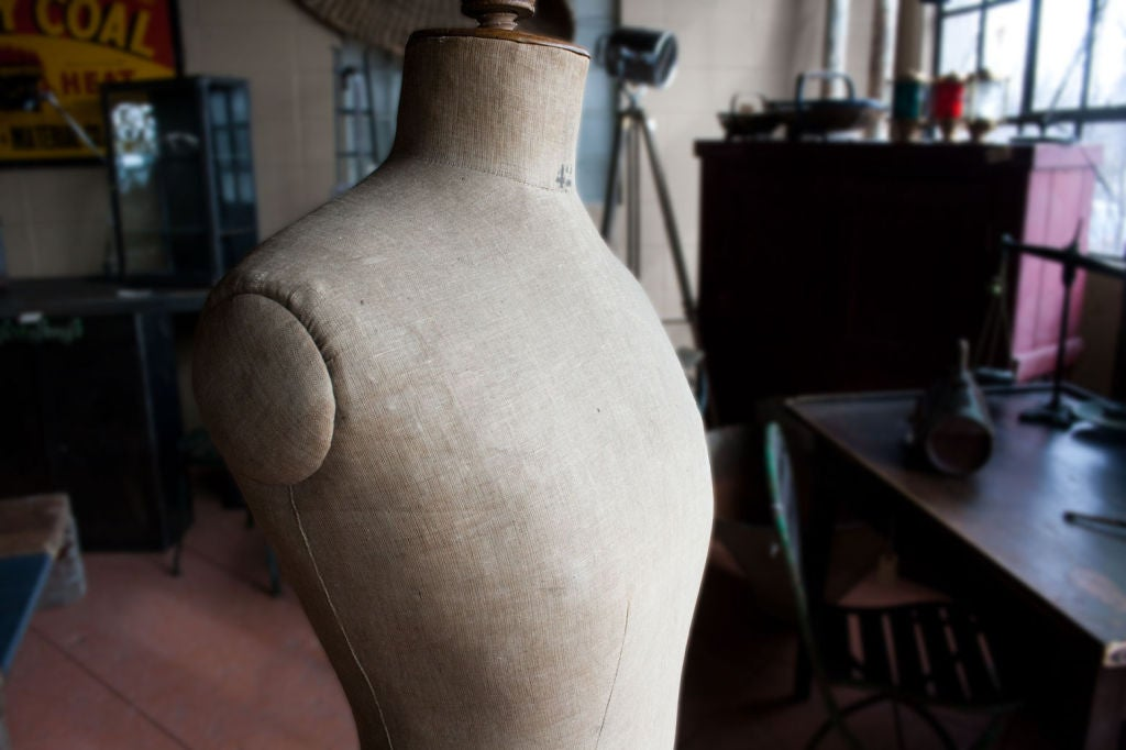 Antique French Couture Mannequin 6