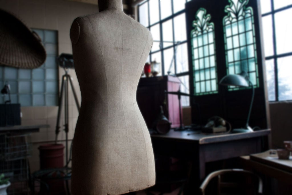 Antique French Couture Mannequin 8