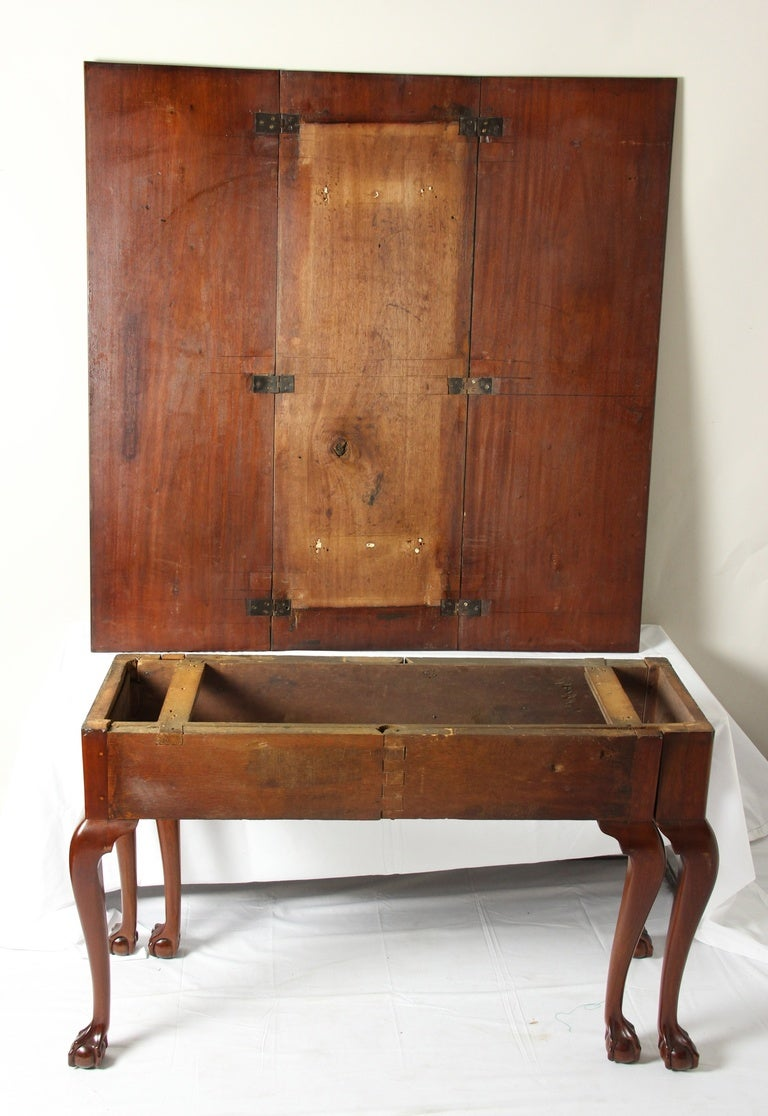 Dining Table Chippendale Drop Leaf Dining Table