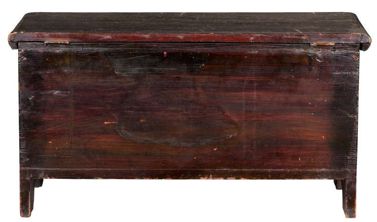 Diminutive Blanket Chest, Mid-19th Century 5