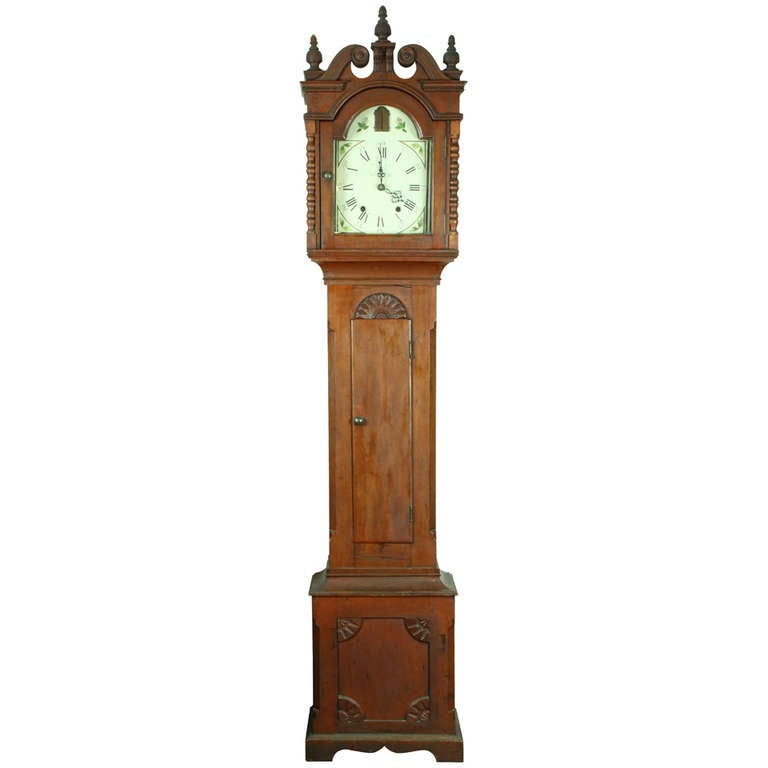 Cuckoo clock with orignal eight day wooden movement at 1stdibs - Wooden cuckoo clocks ...