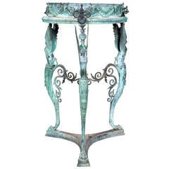 Bronze Jardiniere or Gueridon Attributed to J. Chiurazzi & Fils