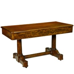 Classical Extension Conference or Dining Table, NY, Duncan Phyfe, circa 1830