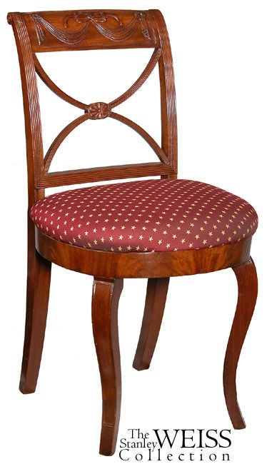 These chairs are of the type known as
