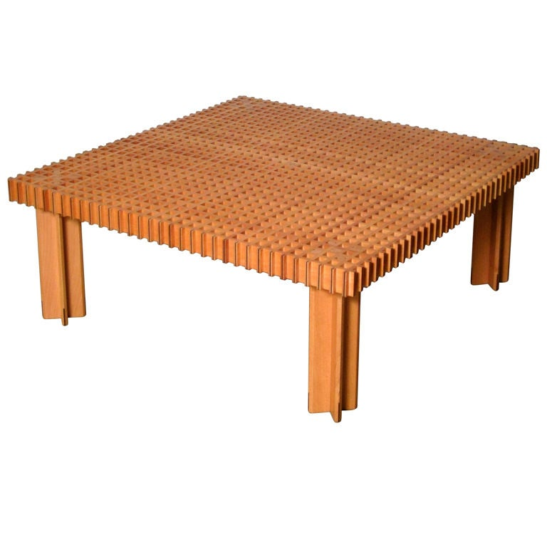 Kyoto Coffee Table By Gianfranco Frattini At 1stdibs