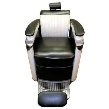 koken president barber chair at 1stdibs