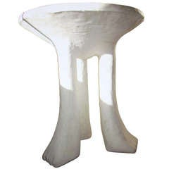 Rare Signed John Dickinson African Table