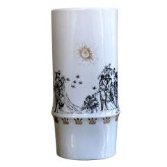 Rosenthal Wedding March Vase by Peynet