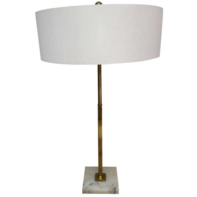 vintage mid century modern stiffel table lamp for sale at 1stdibs. Black Bedroom Furniture Sets. Home Design Ideas