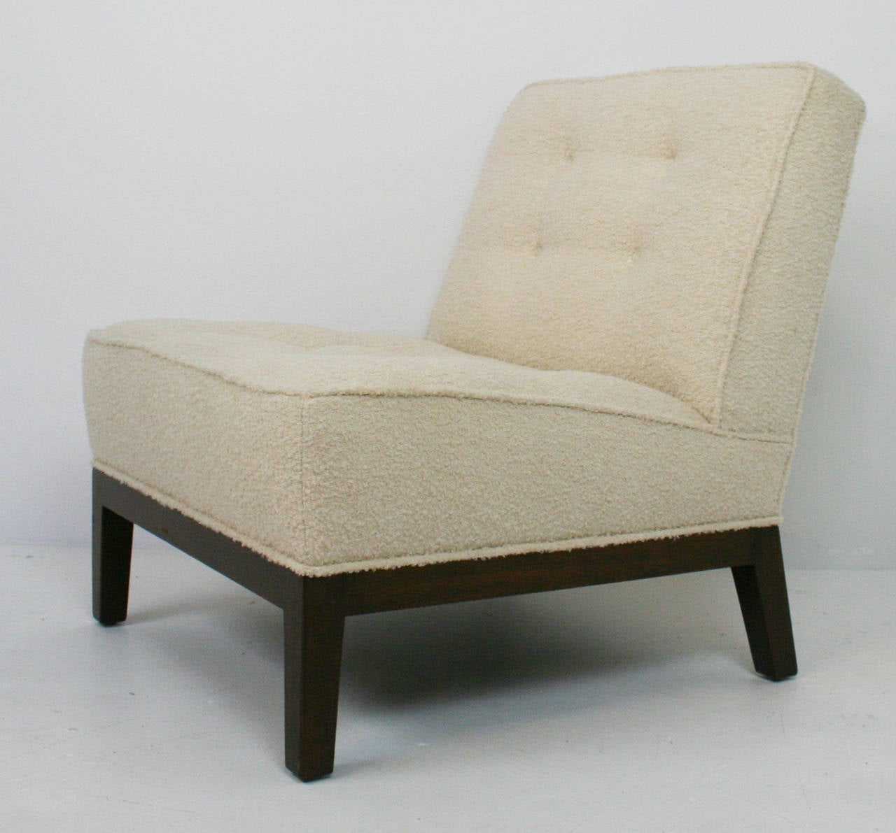 Slipper chairs slipper chairs by pierre lottier for for Slipper chair