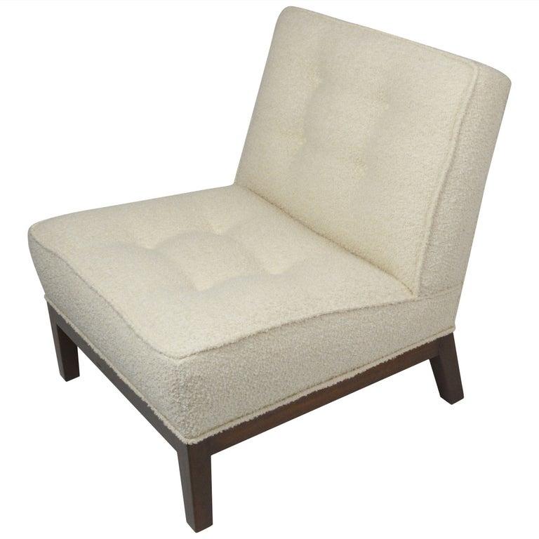 Dunbar Slipper Chair For Sale
