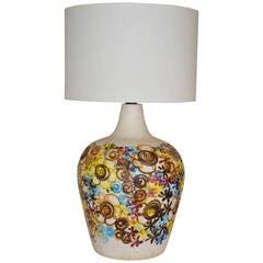 Monumental Mid-Century Lamp
