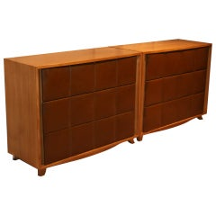 Pair of Chest of Drawers by Gilbert Rohde for Herman Miller