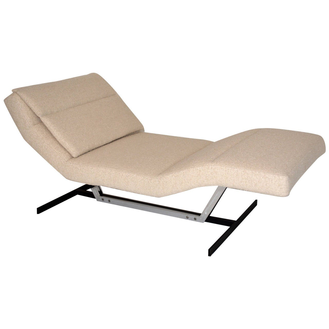 Saporiti chaise longue at 1stdibs for Chaise longue manufacturers