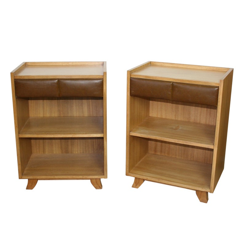 Gilbert Rohde For Herman Miller Nightstands For Sale At