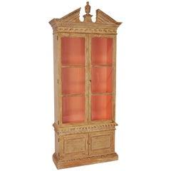 20th Century Georgian Bookcase