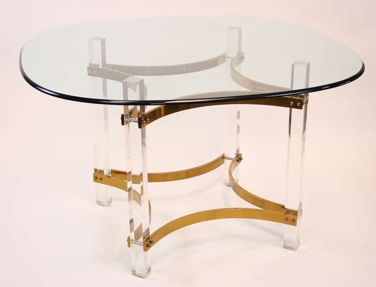 main image - Lucite Table