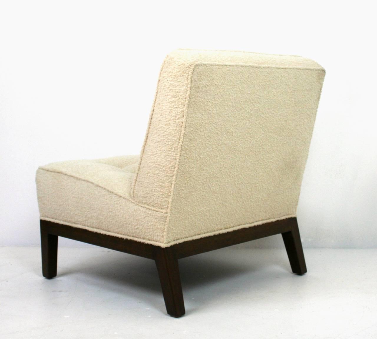 Dunbar slipper chair for sale at 1stdibs for Slipper chair