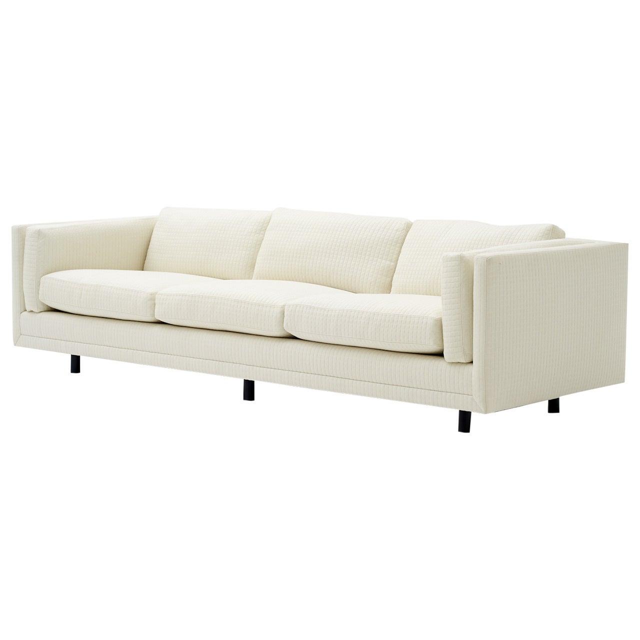 Harvey Probber Tuxedo Sofa