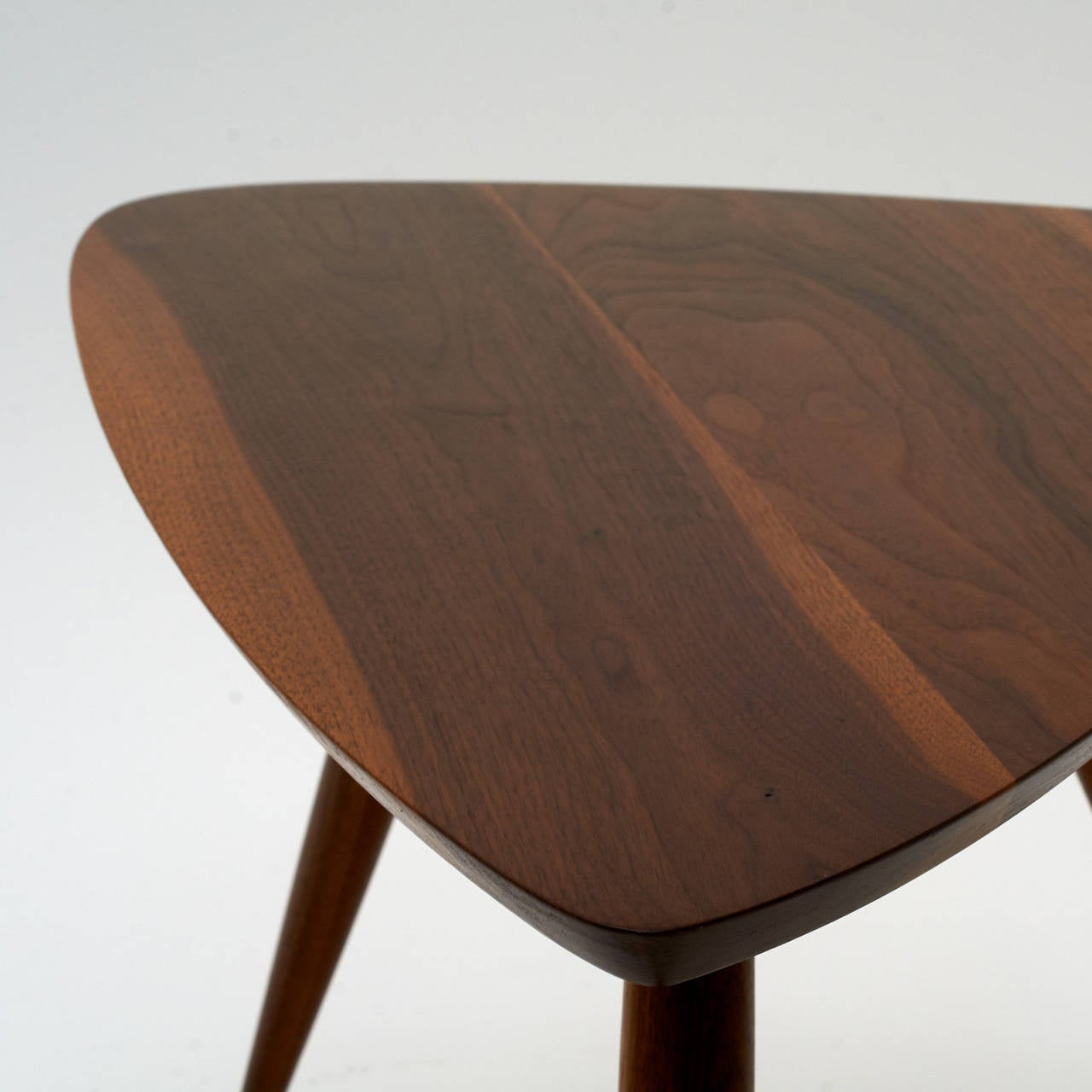 Pair of Occasional Tables by Phillip Lloyd Powell For Sale 1