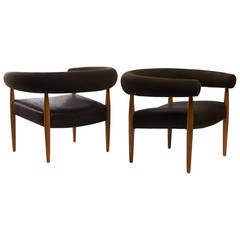 Ring Chairs by Nanna Ditzel