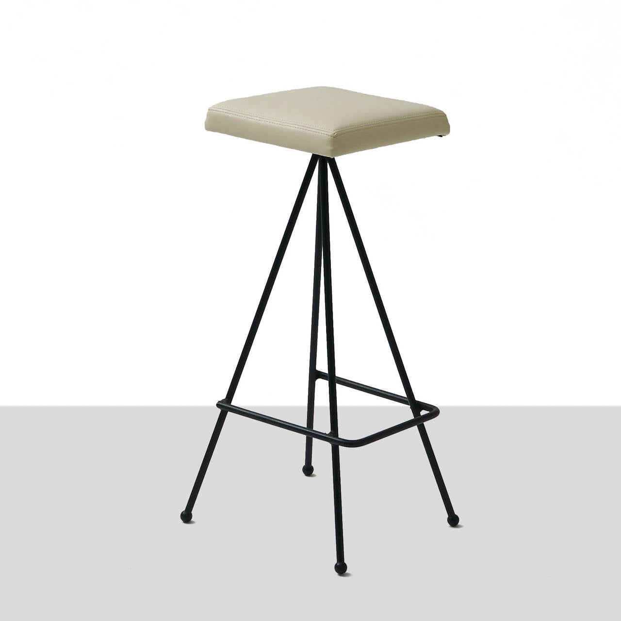 Adrian Pearsall 11 Bar Stools For Sale At 1stdibs