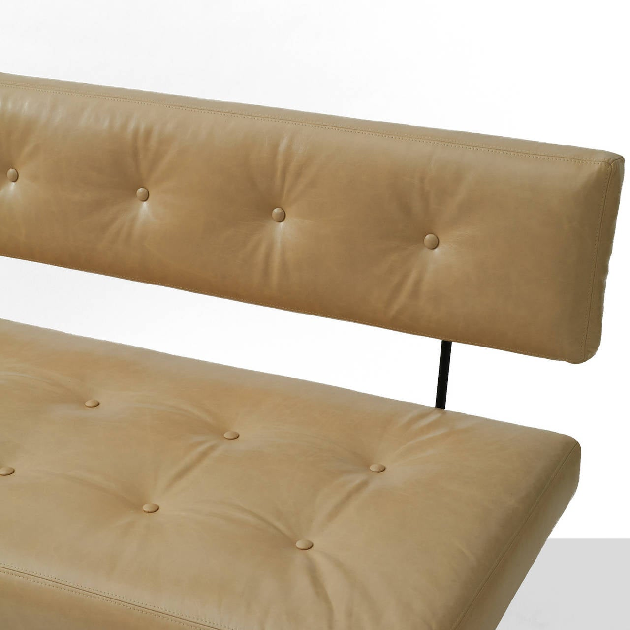 Mid-20th Century Norman Cherner, Sofa For Sale