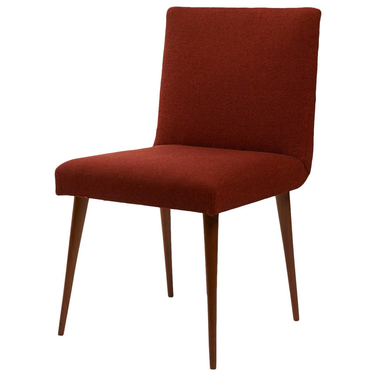 Joaquim Tenreiro Side Chair